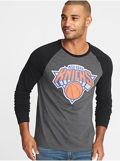 NBA&#174 Team-Graphic Raglan-Sleeve Tee for Men