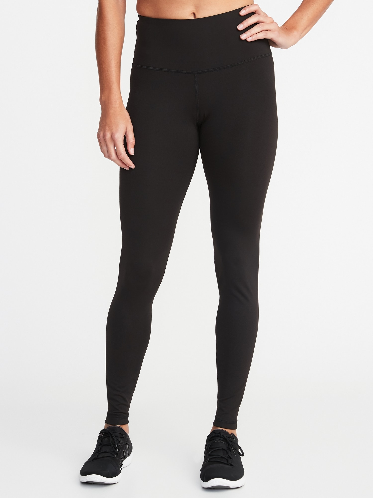 High-Rise Elevate Compression Leggings for Women  a4091a4ba5b7