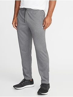 Go-Dry French Terry Run Pants for Men
