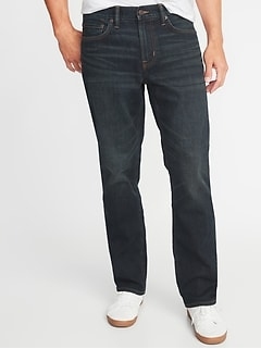 Straight Built-In Tough Jeans for Men