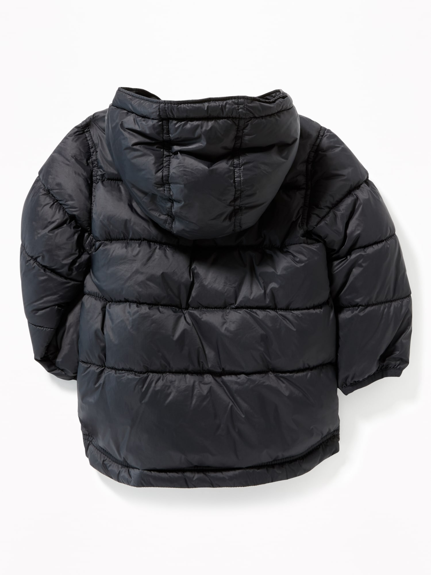 7ea71b63ab08 Hooded Frost-Free Puffer Jacket for Toddler Boys