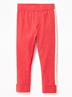 Jersey Leggings for Toddler Boys
