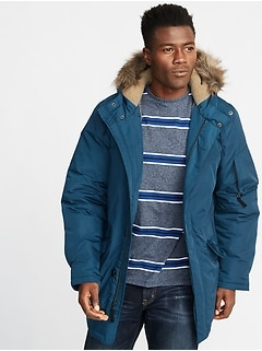 Hooded Parka for Men