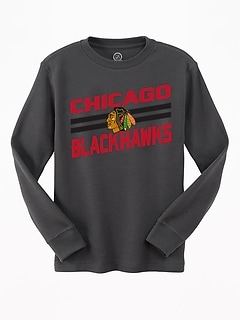 420fb21904f82 NHL® Team-Graphic Thermal-Knit Tee for Boys