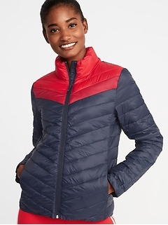Packable Frost-Free Jacket for Women
