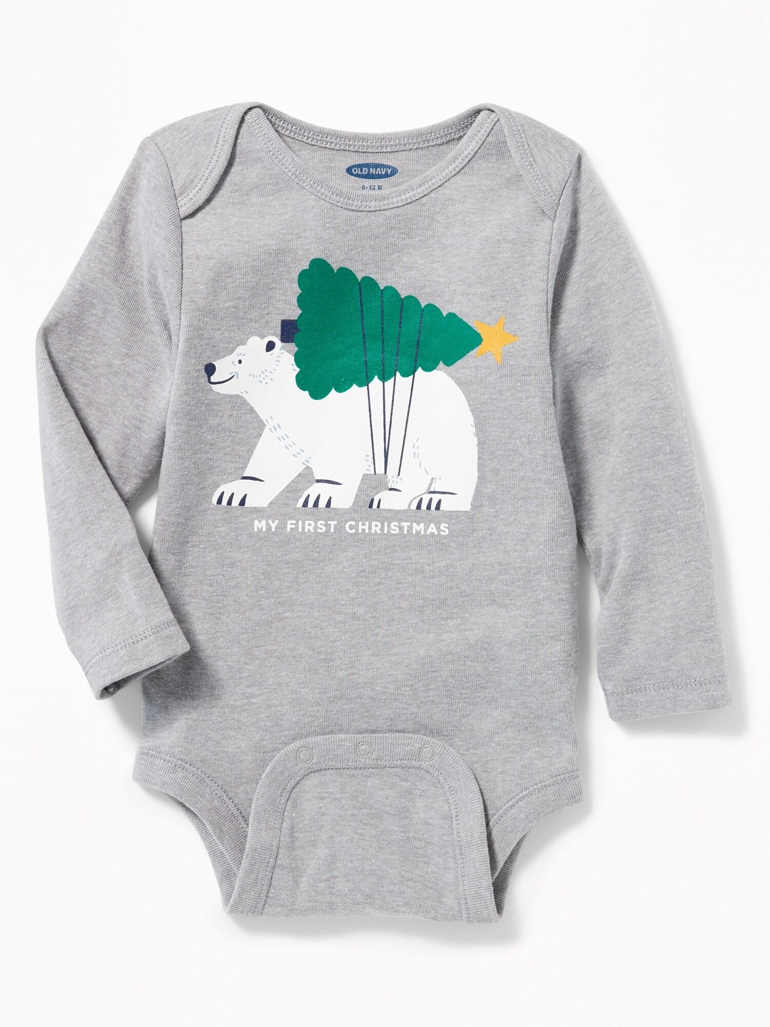 Graphic Bodysuit for Baby  2b0f82780