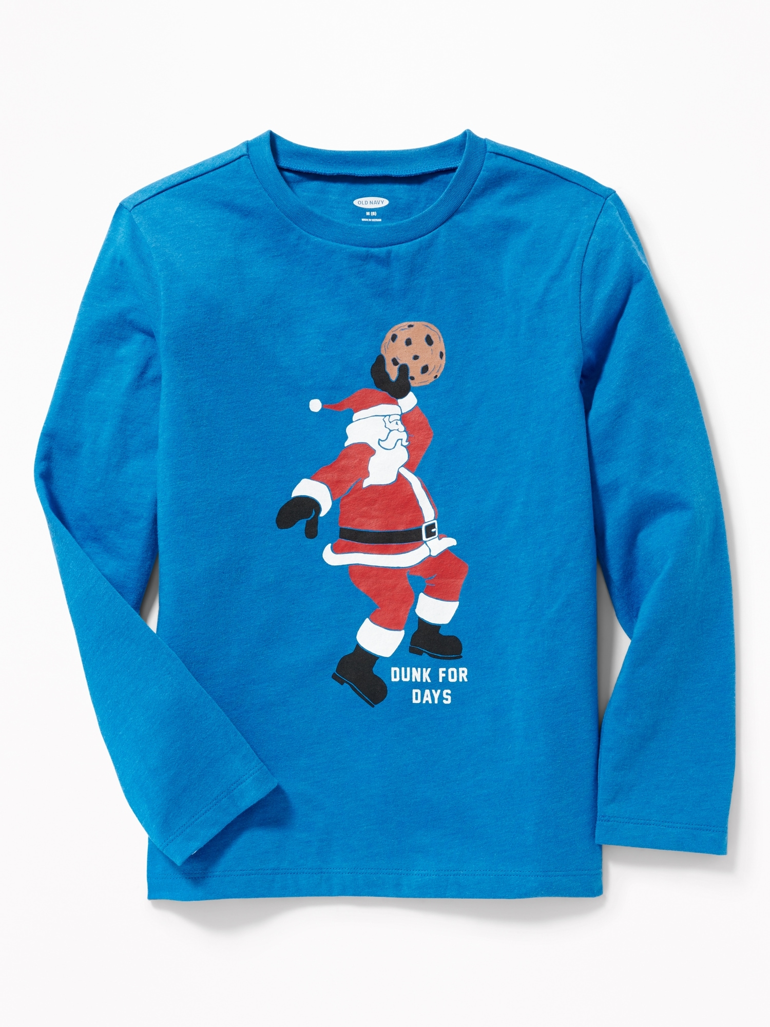 Christmas Graphic Crew-Neck Tee for Boys | Old Navy