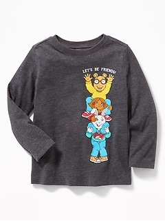 "Arthur&#174 ""Let's Be Friends"" Tee for Toddler Boys"