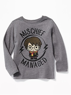 "Harry Potter&#153 ""Mischief Managed"" Tee for Toddler Boys"