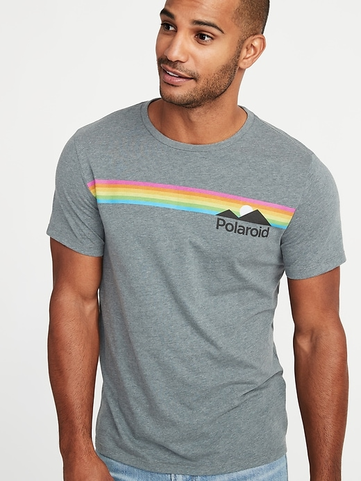 Polaroid™ Graphic Tee For Men by Old Navy