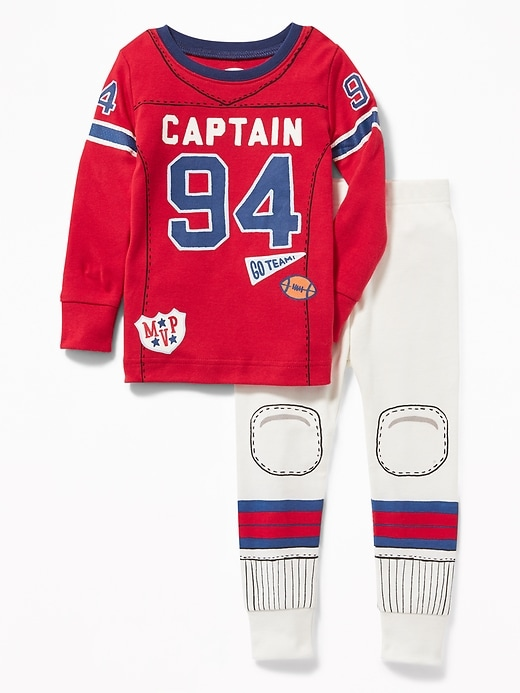 """Captain 94"" Sleep Set For Toddler &Amp; Baby by Old Navy"