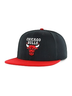 NBA® Team-Graphic Flat-Brim Cap for Kids