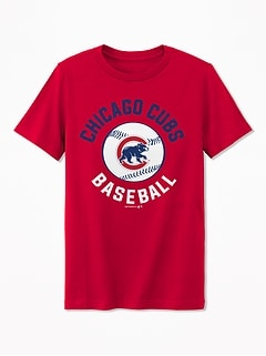 MLB&#174 Team-Graphic Crew-Neck Tee for Boys
