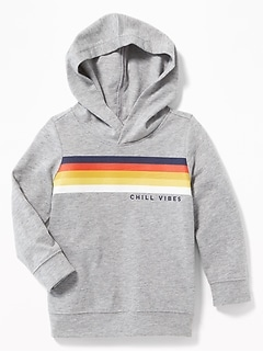 Rugby Hoodie for Toddler Boys