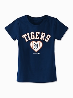 MLB® Team Heart Graphic Tee for Toddler Girls