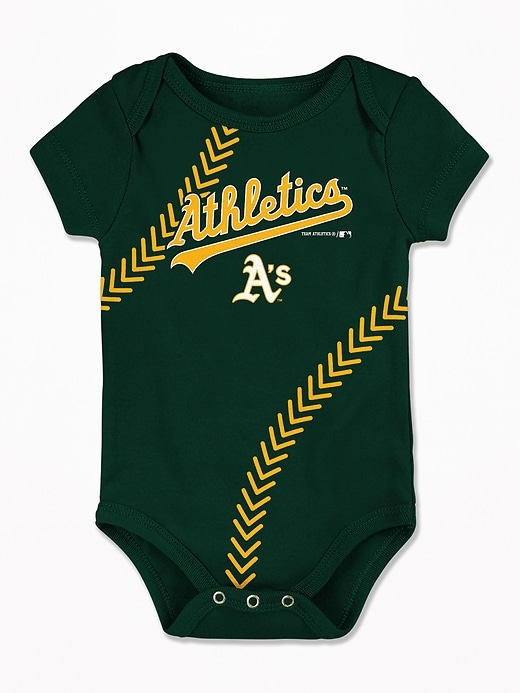 MLB&#174 Team-Graphic Bodysuit for Baby