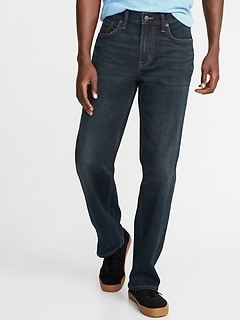 Loose Built-In Tough Jeans for Men