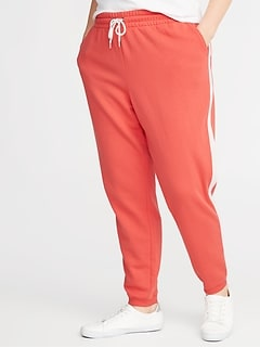 Plus-Size French-Terry Joggers