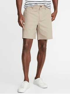 Ultimate Slim Built-In Flex Shorts for Men - 8-inch inseam