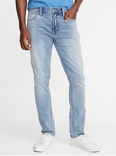 Skinny 24/7 Built-In Flex Jeans for Men