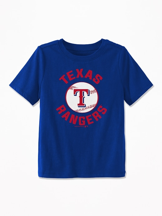 MLB&#174 Team Baseball Graphic Tee for Toddler Boys
