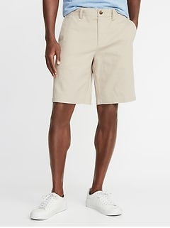 Slim Ultimate Shorts for Men -10-inch inseam
