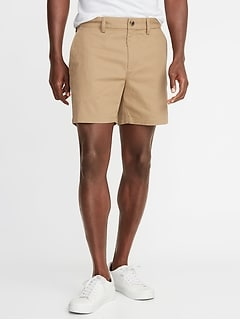 Ultimate Slim Built-In Flex Shorts for Men - 6-inch inseam