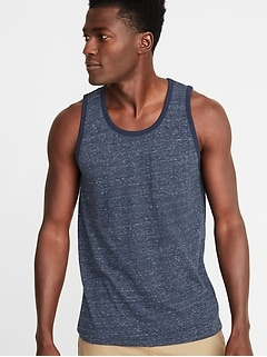 cf761472d5557 Soft-Washed Slub-Knit Pocket Tank for Men