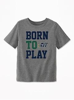 "NBA® Team ""Born to Play"" Tee for Toddler Boys"