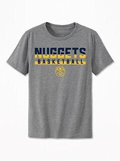 NBA® Team Basketball Tee for Boys