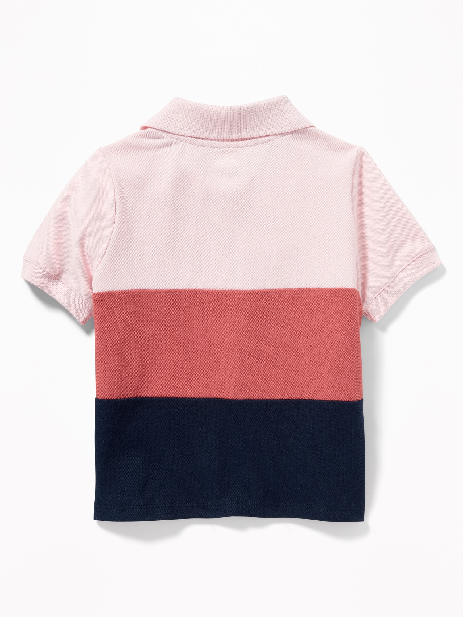 c057b3cf2 Color-Blocked Polo for Toddler Boys | Old Navy