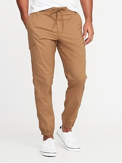 Built-In Flex Utility Ripstop Joggers for Men
