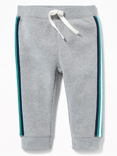 Side-Stripe Joggers for Baby