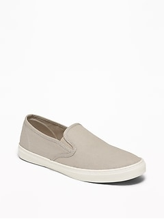 Canvas Slip-Ons for Women