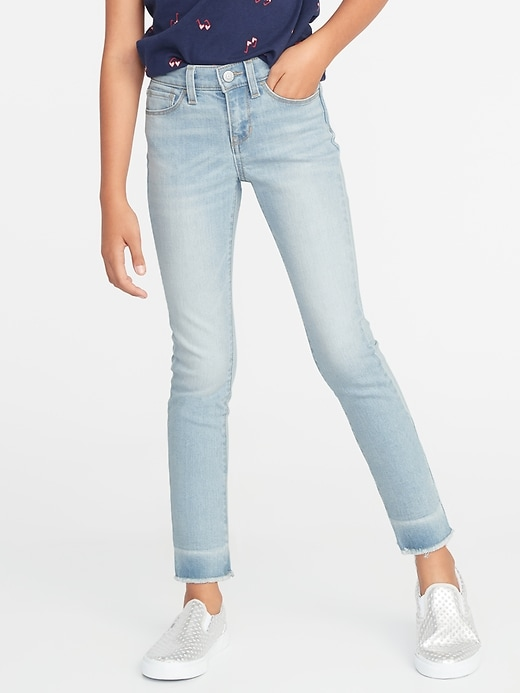 The Power Jean a.k.a. The Perfect Straight Ankle for Girls