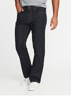 Loose Rigid Jeans for Men