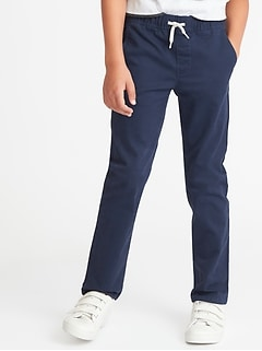 Relaxed Slim Anytime Chinos for Boys