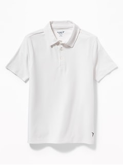 Breathe ON Go-Dry Polo for Boys