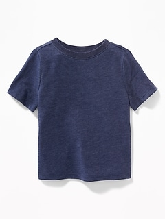 Crew-Neck Tee for Toddler Boys