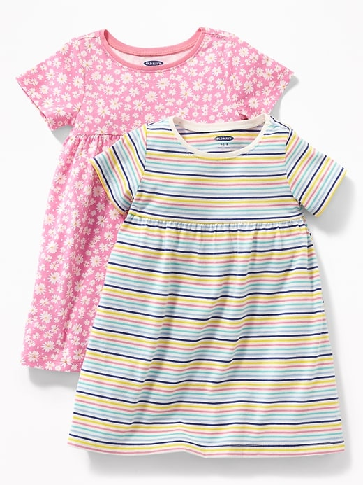 2-Pack Jersey Dress for Baby