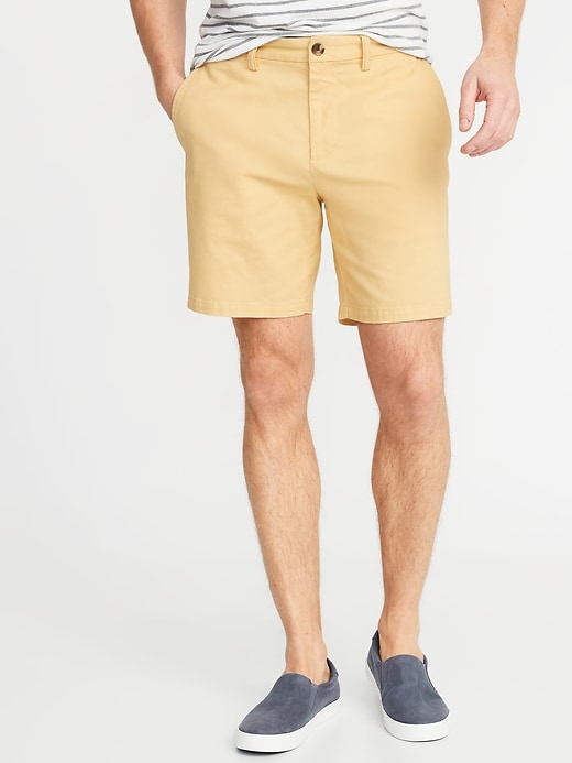 Slim Ultimate Built-In Flex Shorts for Men - 8-inch inseam