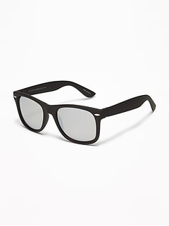 Retro-Square Sunglasses for Men