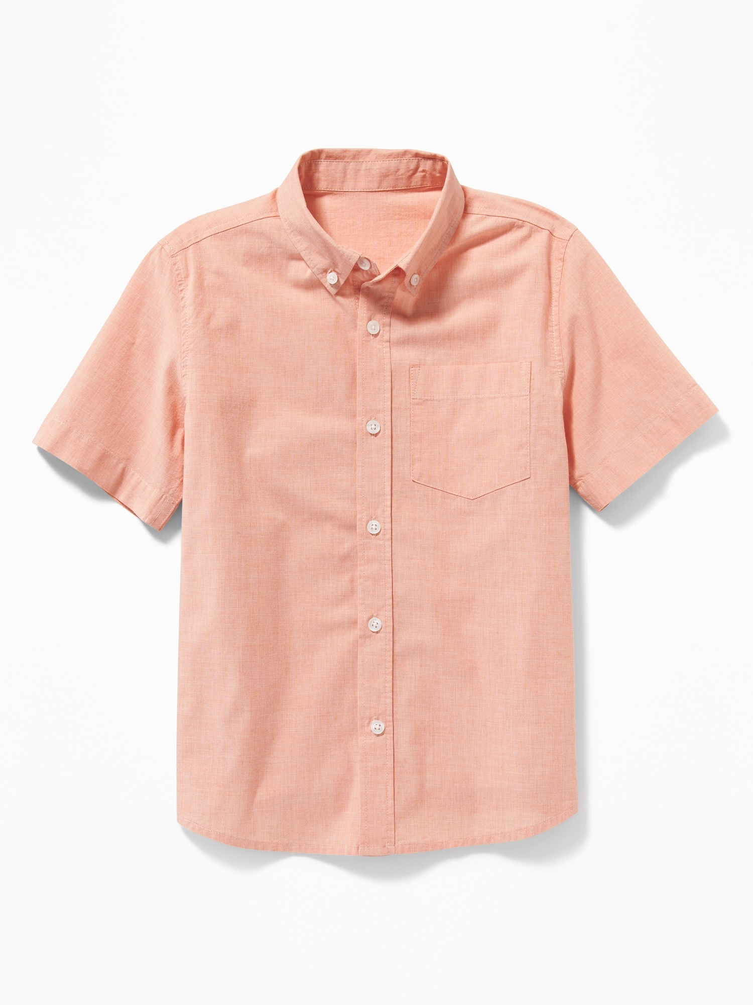 e5e5af09 Built-In Flex Classic Poplin Shirt for Boys | Old Navy