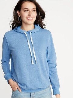 589117edf05 French Terry Pullover Hoodie for Women