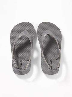 Flip-Flops For Toddler Boys