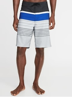 Built-In Flex Board Shorts for Men - 10-inch inseam