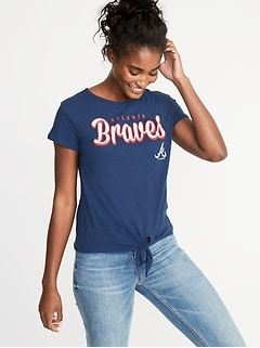 cheap for discount 9211b 15d03 Atlanta Braves Shirts & Apparel | Old Navy