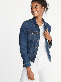 3c038b68d3 Jean Jackets for Women