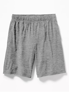 Ultra-Soft Breathe ON Go-Dry Built-In Flex Shorts for Boys