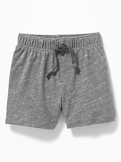 Jersey-Knit Shorts for Baby